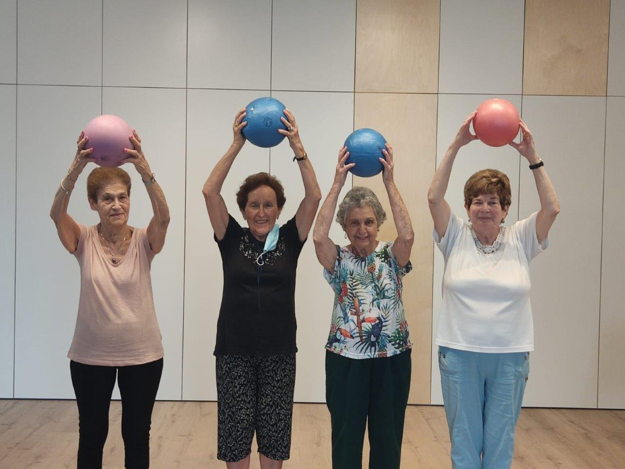 Exercises for  Women with Orly Sasson